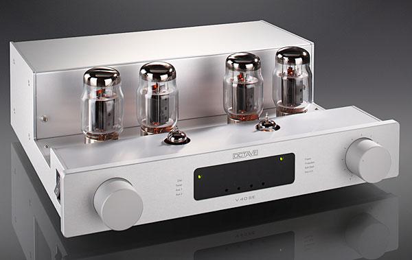 Octave Audio V 40 SE integrated amplifier Page 2 ...