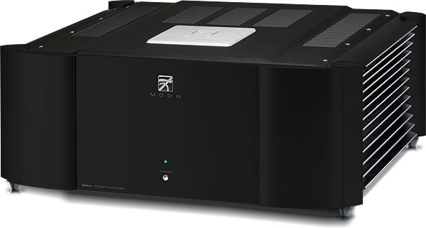Simaudio Moon Evolution 860A power amplifier | Stereophile com