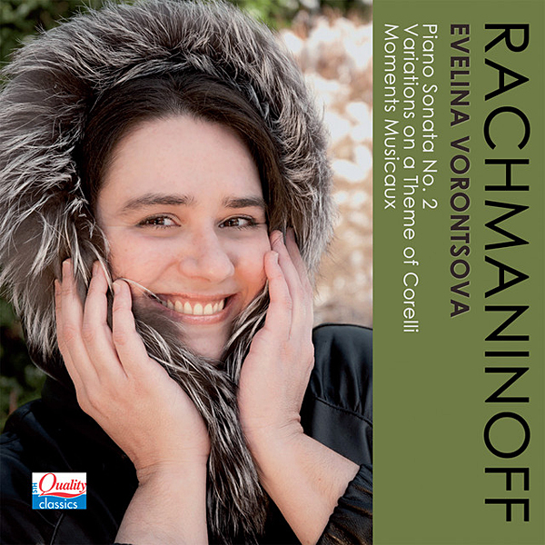 Recording of August 2017: Rachmaninoff Piano Works