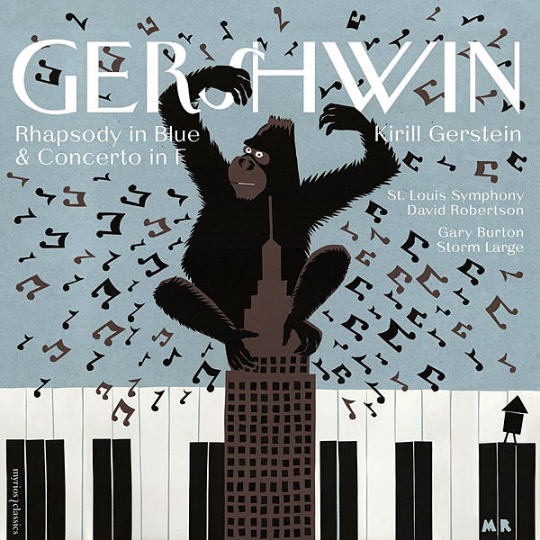 Recording of August 2018: <I>The Gershwin Moment</I>