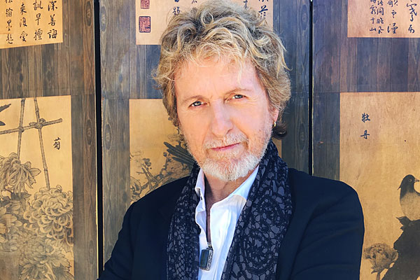 Never Stop: a Musical Interview with Jon Anderson