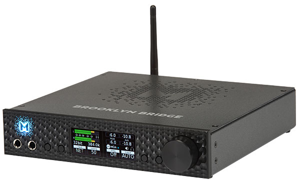 Mytek Brooklyn Bridge streaming DAC/network server Page 2