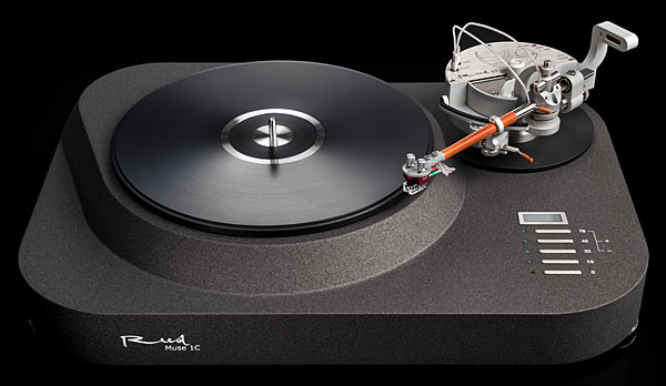 Analog Corner #298: Reed Muse 1C turntable and 5T tonearm