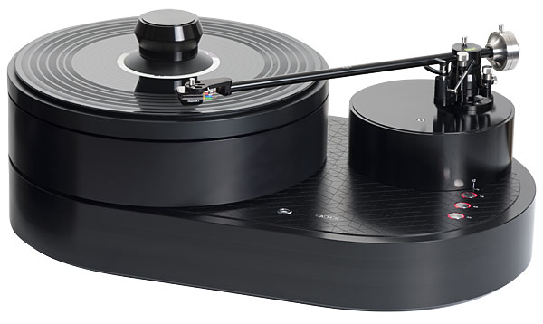 AMG Viella Forte turntable and 12JT tonearm