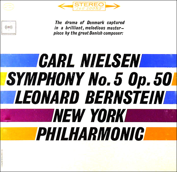 Recording of August 1963: Nielsen: Symphony No.5
