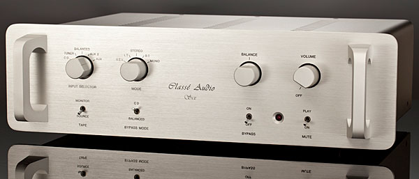 Classé Audio Six Mk.II preamplifier