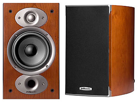 Isnt It Good Polk Audio Wood The RTi A1 Is A Two Way Front Ported Bookshelf Speaker That Biwirable And Magnetically Shielded