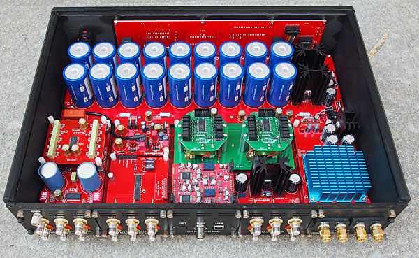 Vinnie Rossi LIO modular integrated amplifier | Stereophile com