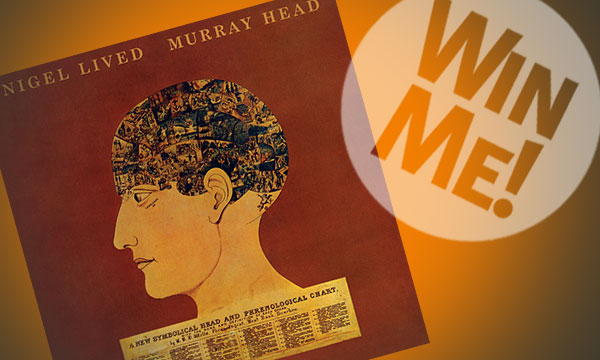 Murray Head's Nigel Lived 2-Disc 45 RPM Set Sweepstakes