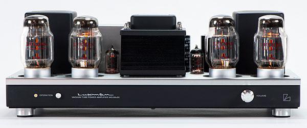 Listening #189: Luxman MQ-88uSE