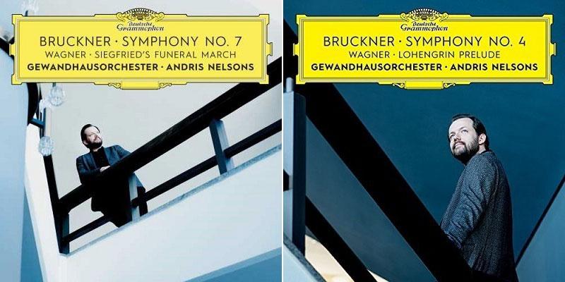 Bonus Recordings of September 2018 Bruckner & Wagner: Orchestral Works