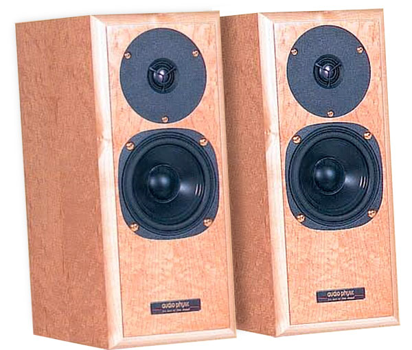 Audio Physic Step Loudspeaker Stereophile Com