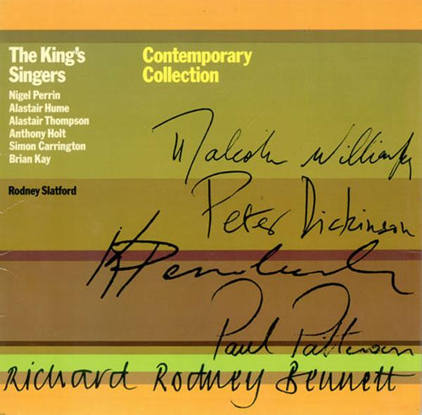 Recording of September 1975: A Contemporary Collection