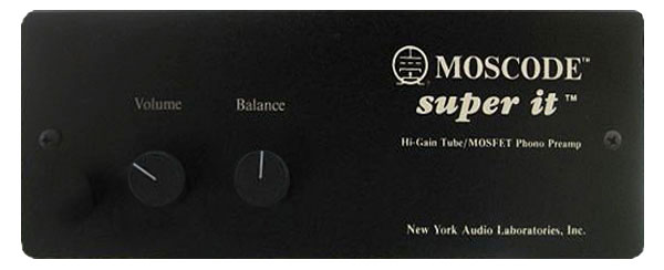 """New York Audio Labs """"SuperIt"""" phono preamplifier"""