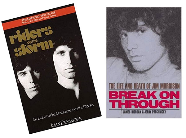 Book Reviews: Jim Morrison Memoirs