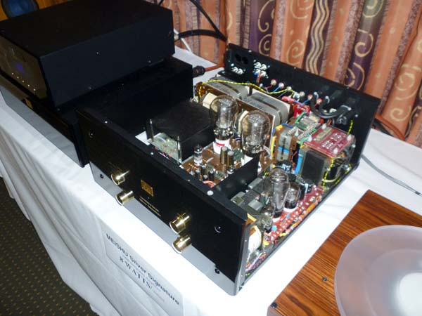 Audio Note Meishu integrated amplifier | Stereophile com