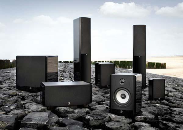 Electronics world boston acoustics