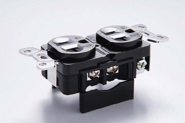 Furutech's GTX AC Receptacle and Cover Plate