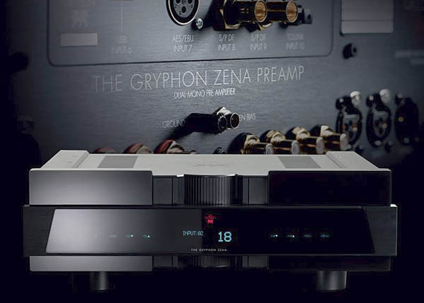 NYC's Gryphon Audio Loft to Host Zena Preamp Debut