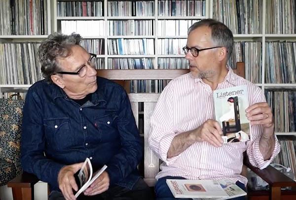 Video: Art Dudley and Herb Reichert on Listener Magazine
