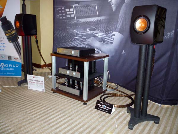 kef ls50. the new york audio show was also home to refreshingly small and simple systems that nevertheless offered exceptional performance. kef\u0027s beautiful ls50 kef ls50