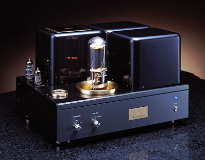Air Tight ATM-211 tube monoblock power amplifier
