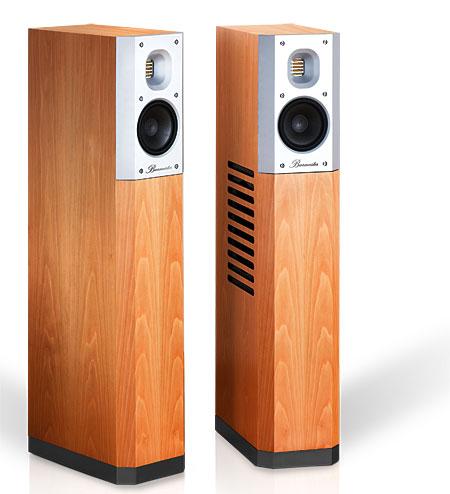 Burmester B25 Loudspeaker Stereophile Com