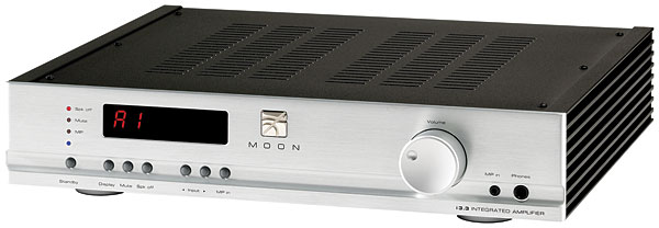 Simaudio Moon I3 3 Integrated Amplifier Stereophile Com