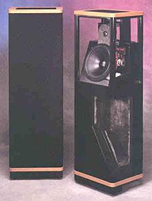 Vandersteen Audio 1b Loudspeaker Stereophile Com