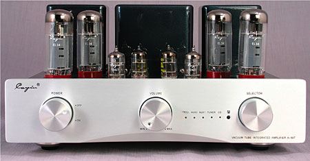 Cayin A 50T integrated amplifier Stereophile com