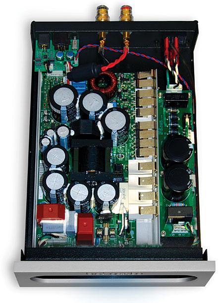 Bel Canto Ref1000m Monoblock Power Amplifier Stereophile Com