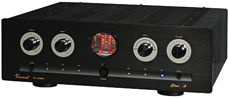 Vincent TubeLine SV-236MK integrated amplifier ...