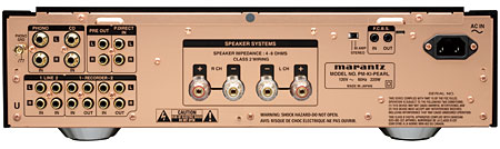 Marantz PM-KI-Pearl integrated amplifier Page 2 | Stereophile com