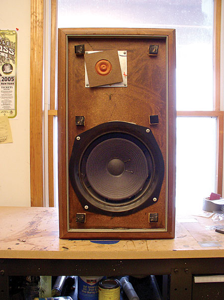advent speakers hook up