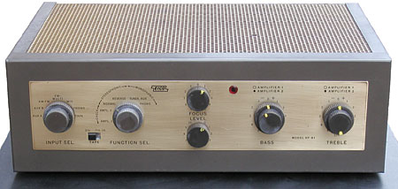 EICO HF-81 integrated amplifier