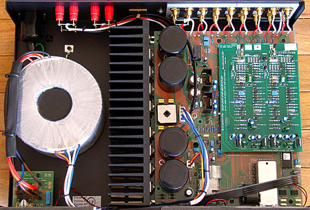 Exposure 3010S integrated amplifier Page 2