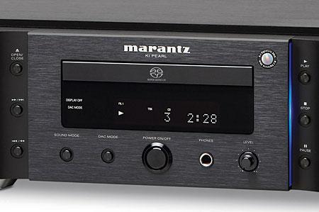 Marantz Reference SA-KI-Pearl SACD/CD player Page 3