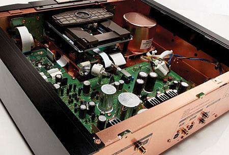 Marantz Reference SA-KI-Pearl SACD/CD player | Stereophile com
