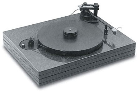 Well Tempered Reference Turntable Stereophile Com
