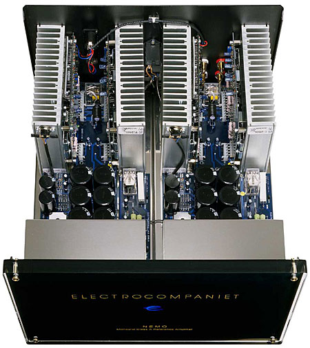 Electrocompaniet Nemo Monoblock Power Amplifier Page 2