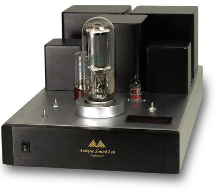Antique Sound Lab Explorer 805 DT monoblock power ...
