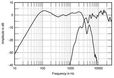 Características importantes num amplficador R35BFIG4