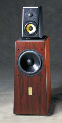 Aerial Acoustics 10t Loudspeakers W Stands Full Range