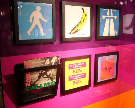 Vinyl Record Display Case Frame Vinyl Display Cases