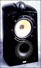 B Amp W Nautilus 805 Loudspeaker Stereophile Com