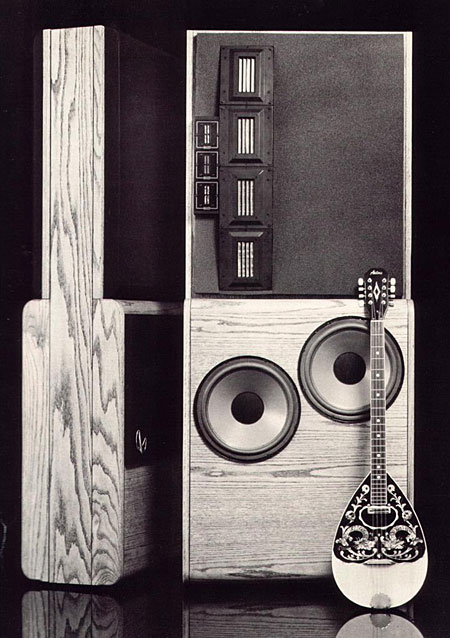 Infinity Rs 45 Loudspeaker System Stereophilecom