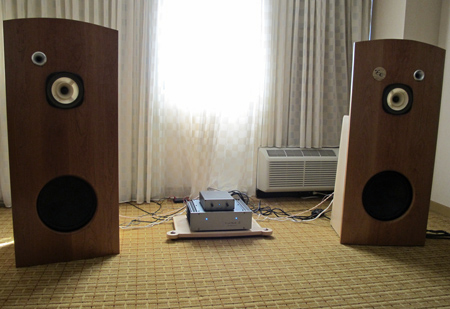 Lowther and First Watt | Stereophile com