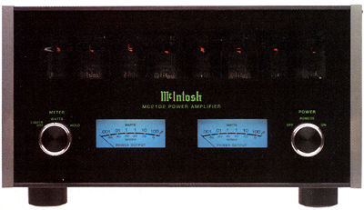 McIntosh MC2102 power amplifier | Stereophile com