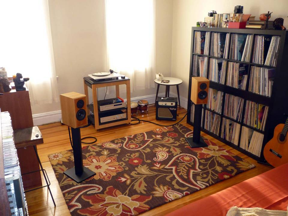 The New Listening Room Stereophile Com