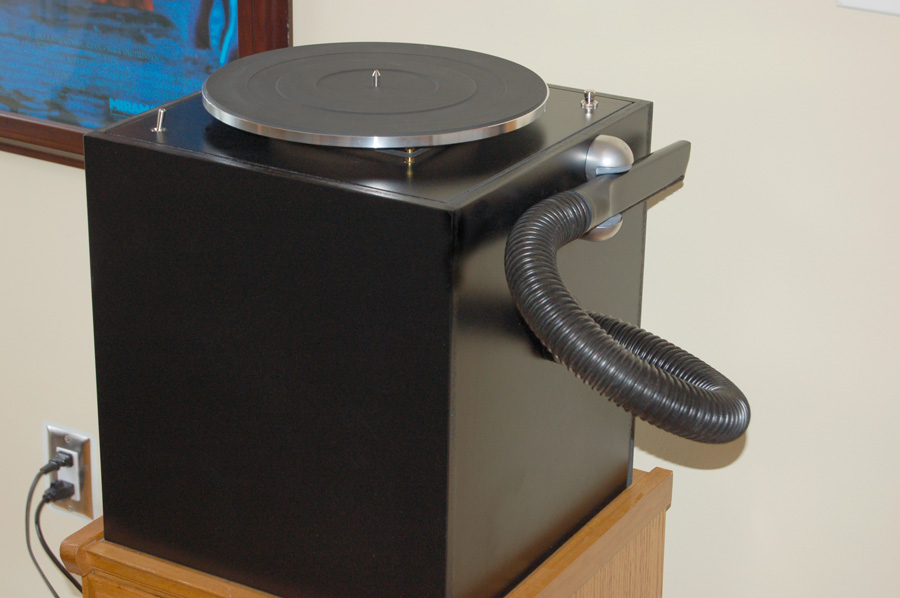 diy record cleaning machine. Black Bedroom Furniture Sets. Home Design Ideas